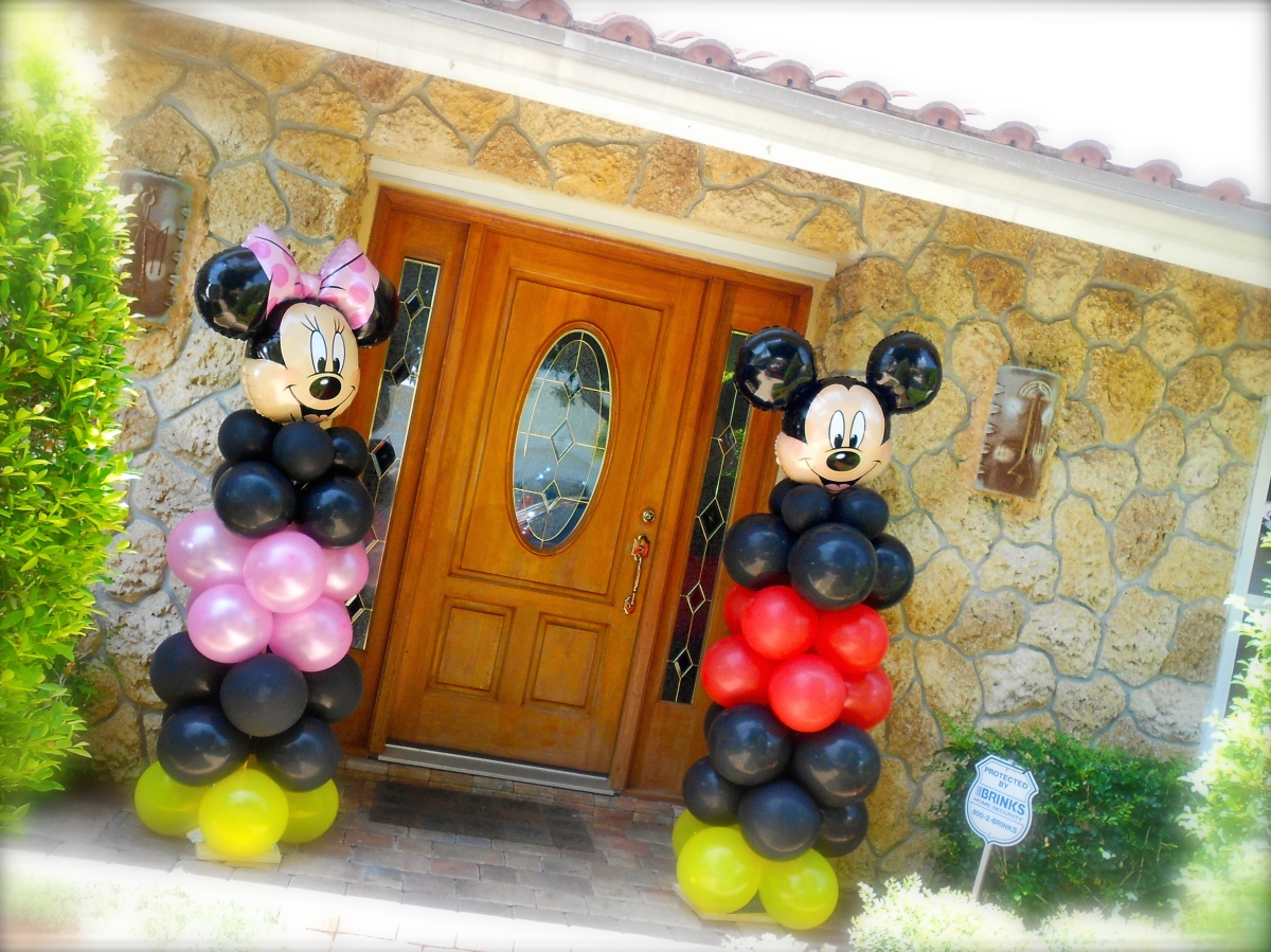 Amazing ideas to decorate your kids party! ( Part 2)